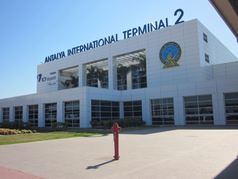 Airport Transfer Antalya