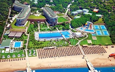 Antalya Airport to Belek Hotels Transfer
