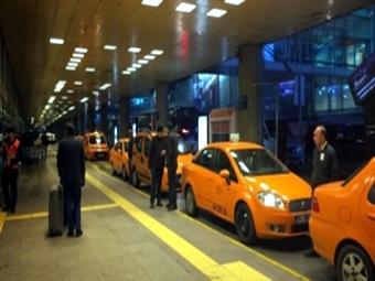 Taxi Antalya Airport