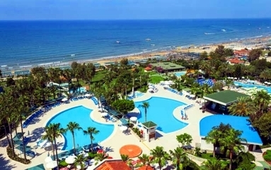 Transfer Antalya Belek to Hotels